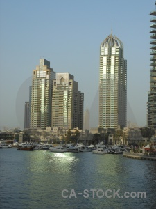 Marina dubai middle east western asia sky.