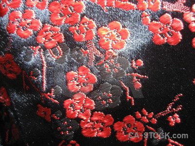 Material red texture textile.
