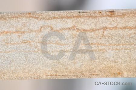 Metal rust texture white.