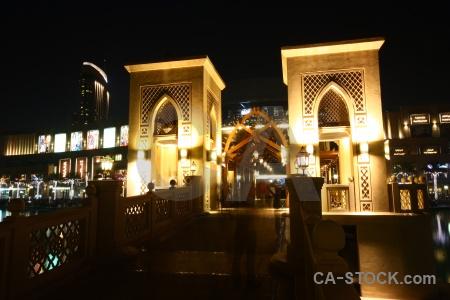 Middle east asia uae night western.