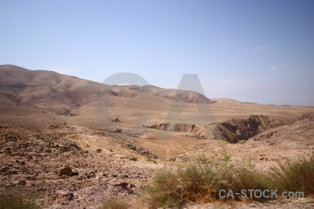 Middle east rock jordan landscape desert.