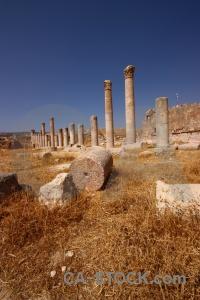 Middle east roman asia gerasa corinthium.
