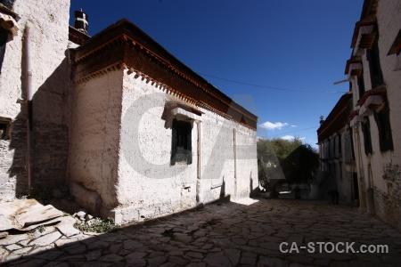 Monastery building east asia buddhist gendun drup.