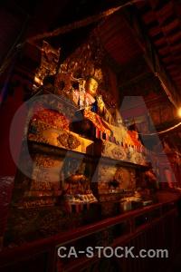 Monastery lhasa tibet buddhist china.