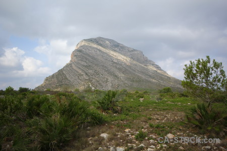 Montgo climb javea mountain montgo europe.