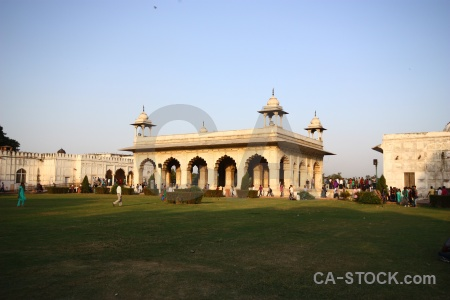 Monument sky india mughal marble.