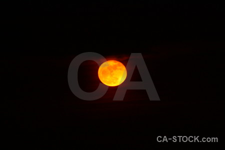 Moon black yellow.