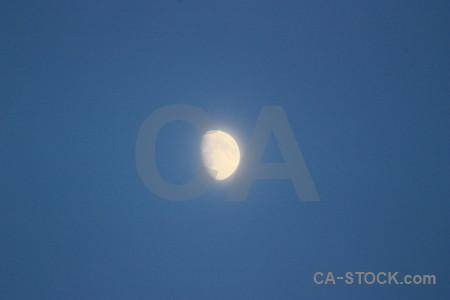 Moon blue.