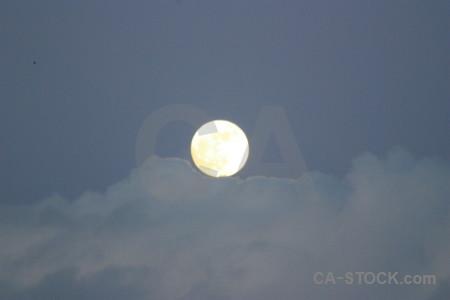 Moon cloud.