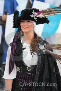 Moors christian fiesta hat javea.