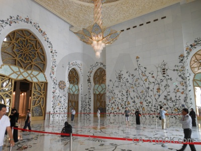 Mosque arabian muslim person middle east.