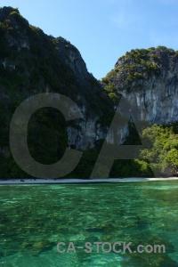 Mosquito island rock asia ko yung thailand.