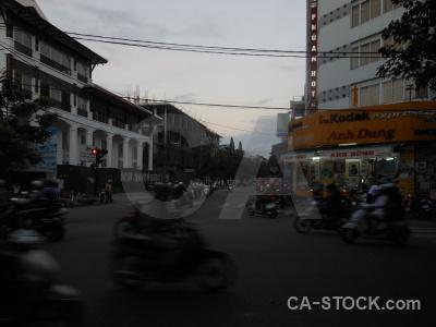 Motorbike road southeast asia sky hue.