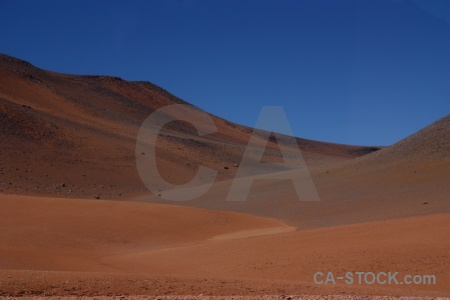 Mountain altitude atacama desert chile andes.