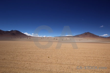 Mountain andes valle de dali bolivia sky.