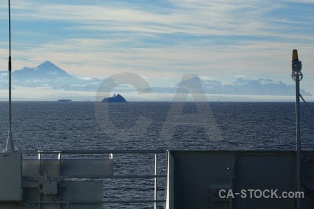 Mountain antarctic peninsula antarctica cruise water bellingshausen sea.
