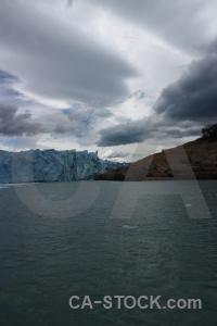Mountain argentina sky water patagonia.