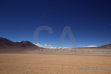 Mountain bolivia desert landscape salvador dali.
