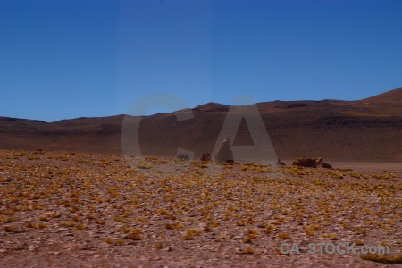 Mountain chile landscape south america desert.