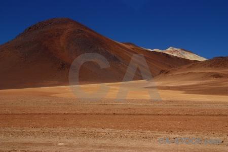 Mountain chile south america atacama desert altitude.