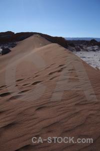 Mountain cordillera de la sal sky desert salt.