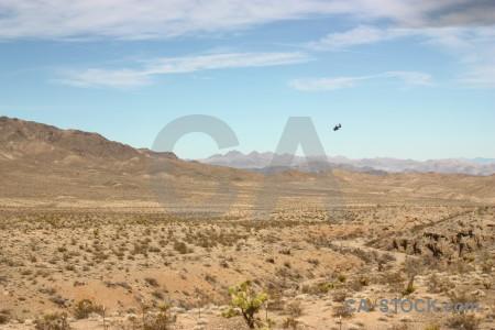Mountain desert landscape brown.