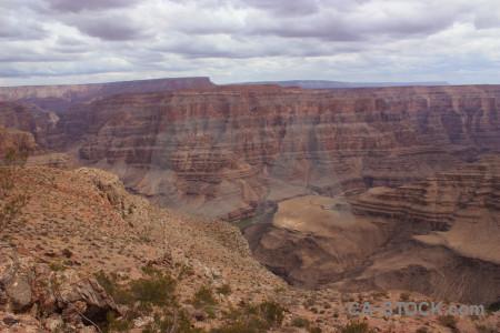 Mountain landscape rock.