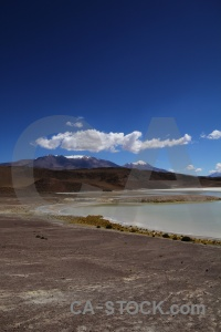 Mountain landscape south america bolivia sky.