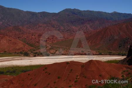 Mountain las conchas river argentina sky quebrada de cafayate.