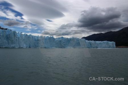 Mountain patagonia sky perito moreno terminus.