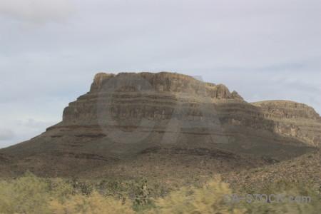 Mountain rock.