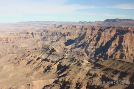 Mountain rock desert white landscape.