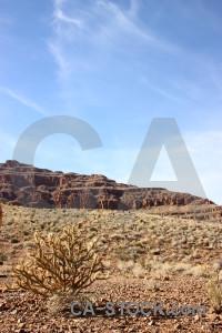 Mountain rock landscape desert.
