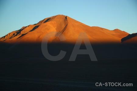 Mountain sky south america bolivia altitude.