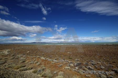 Mountain south america water lake patagonia.