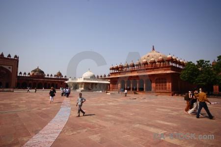 Mughal building unesco salim chishti person.