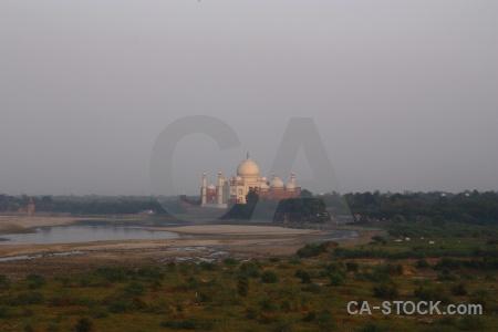 Mughal marble mausoleum grass ustad ahmad lahauri.