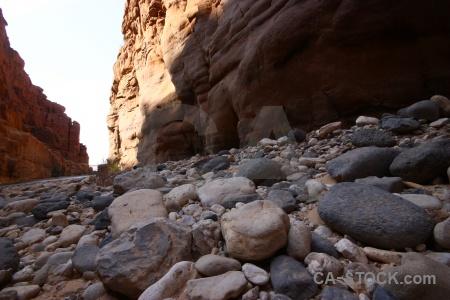 Mujib western asia wadi gorge arnon.