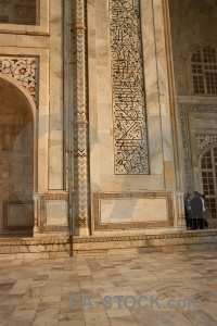 Mumtaz mahal south asia marble taj carving.