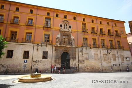 Murcia brown spain europe orange.