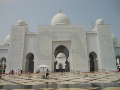Muslim sheikh zayed asia arabic grass.