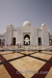 Muslim uae middle east arabian archway.