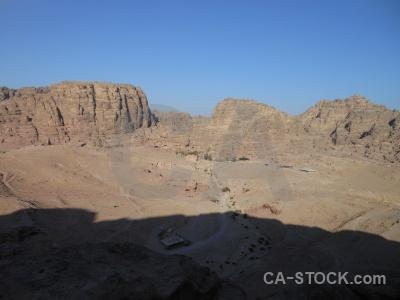 Nabataeans ancient unesco rock western asia.