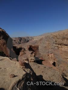 Nabataeans carving ancient western asia jordan.