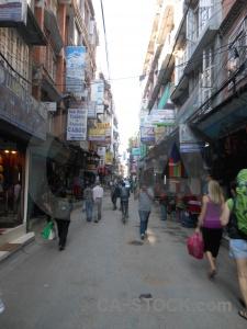 Nepal south asia sign kathmandu person.
