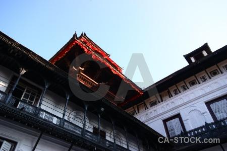 Nepal temple unesco asia hanuman.