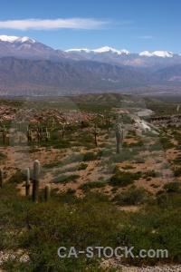 Nevado de cachi cactus landscape sky salta tour 2.