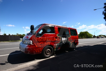 New zealand campervan christchurch van cloud.