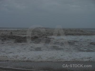 New zealand sea south island beach wave.