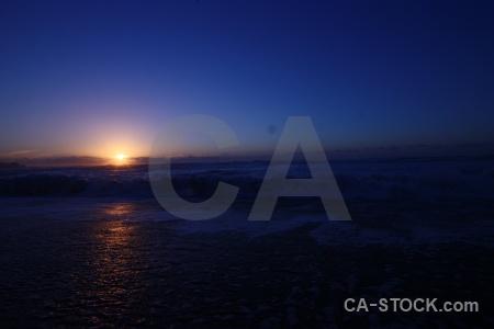New zealand sun west coast sky sunrise.